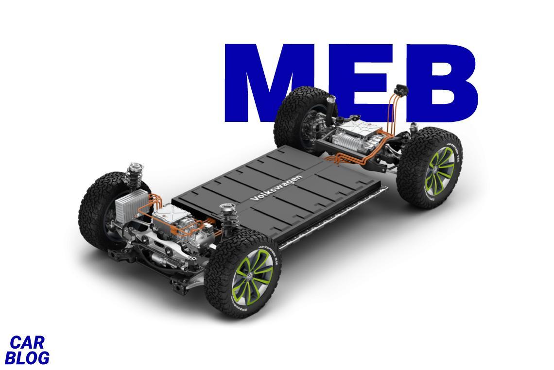 פלטפורמת MEB של פולקסווגן