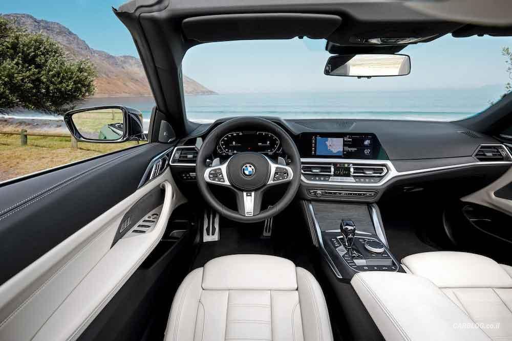 BMW סדרה 4 קבריולט